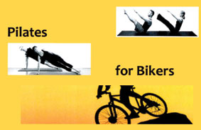 Pilates for BikersLogo